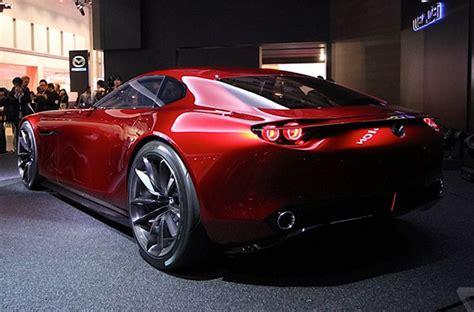 Mazda Rx Vision 2020 by 2019 Mazda Rx Vision Concept Interior Specs Release Date