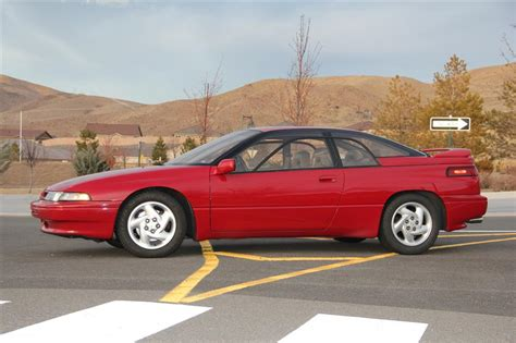 subaru svx body kit 1993 subaru svx red 200 interior and exterior images