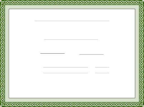 training certificate sample 11 free sample training certificate