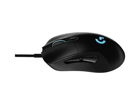 Dijamin Logitech G403 Prodigy Gaming Mouse logitech g403 prodigy gaming mouse 910 004826 centre best pc hardware prices
