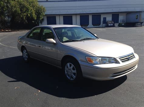 Toyota 2001 Camry 2001 Toyota Camry Pictures Cargurus
