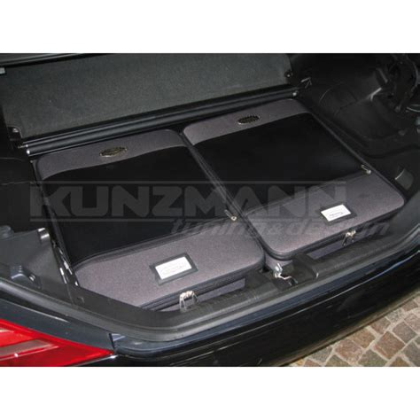 Mercedes Luggage by Roadsterbag Mercedes Slk R170