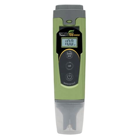 Tds Meter eutech ecotestr tds high meter feedwater ltd