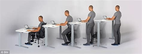 desk that moves up and down the 3000 smart breathing desk that can tell you when