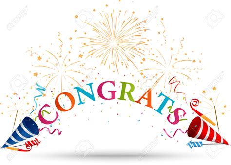 congratulations clipart confetti clipart congratulation pencil and in color