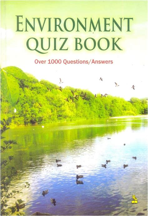 environment books environment quiz book buy environment quiz book by