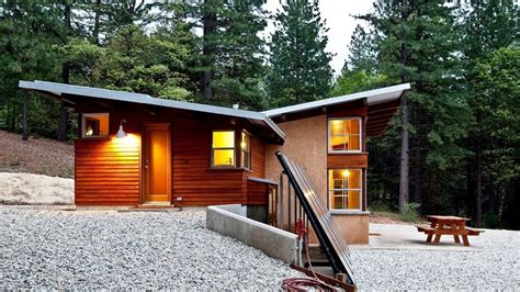 stunning modern cabin designs youtube breathtaking forest fringed wood cabins youtube
