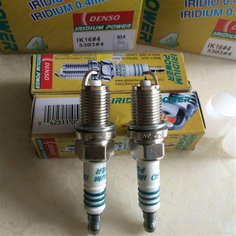 Busi Honda Fit Jazz Civic Genio Ngk Platinum G Power Bkr6e Jazz popular honda spark plugs buy cheap honda spark plugs lots from china honda spark plugs