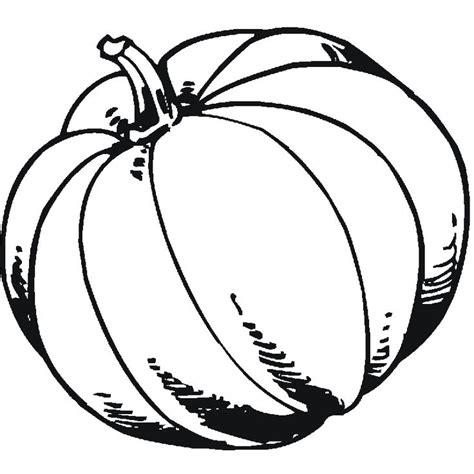 pumpkin coloring pages pinterest dibujos de verduras y hortalizas para colorear imagui