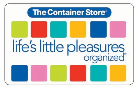 Online Shopping Gift Cards - the container store gift cards bulk fulfillment online buy