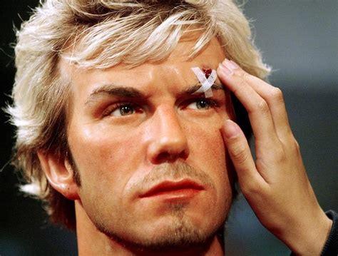 beckham hair wax short term jose mourinho will cover the cracks at