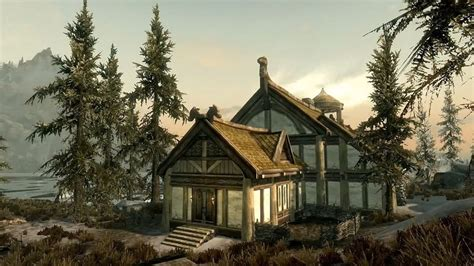 the elder scrolls v skyrim hearthfire pc