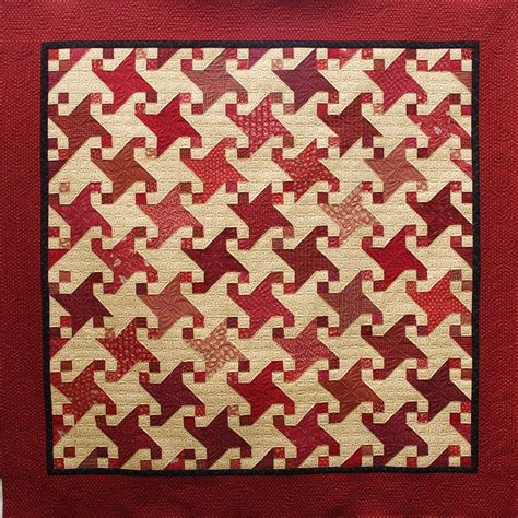 2 Color Quilt by Two Color Quilt Quilts
