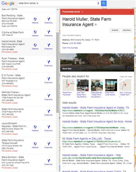 Dallas Address Search State Farm Insurance Dallas Tx Address 44billionlater