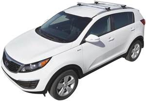 Roof Rack Kia Sportage Roof Rack For 2013 Kia Sportage Etrailer