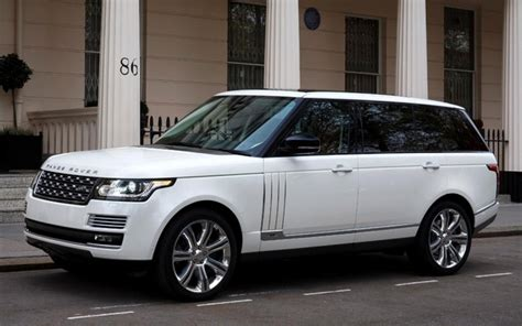 land rover white 2015 2015 land rover range rover information and photos