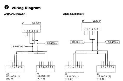 rs485 communication port rs485 asda a2 rs 485 communication configuration