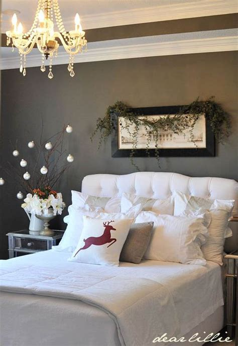 christmas bedroom decorating ideas 17 all about christmas