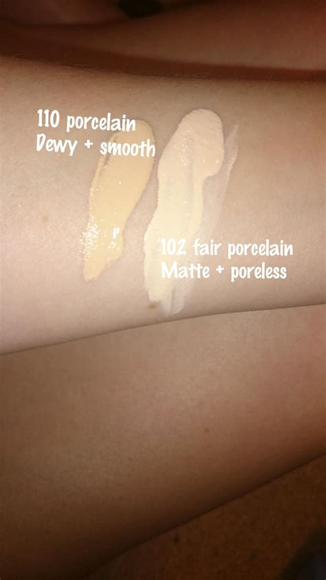 me smooth vs me my utra pro compare me smooth maybelline fit me foundation lightest