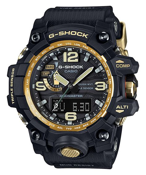 G Shock Gwg Black Lingkar Blue g shock mudmaster gwg 1000 all models released