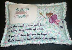 you to see tooth pillow on craftsy