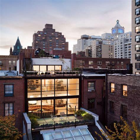 home design new york new townhouse modern industrial loft designs modern loft