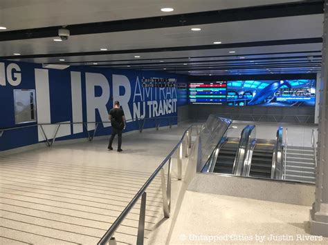 Post Office Penn Station by Penn Station Has A New West End Concourse And Entrance At