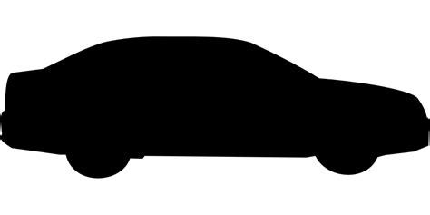 Free vector graphic: Car, Octavia, Sedan, Silhouette