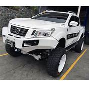 This Radically Modified Nissan Navara Will Make You Want A