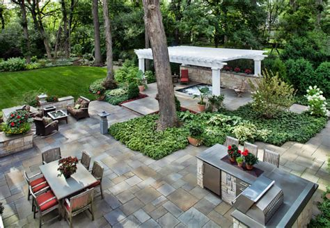 nice backyard outdoor kitchens making the dream a reality home bunch