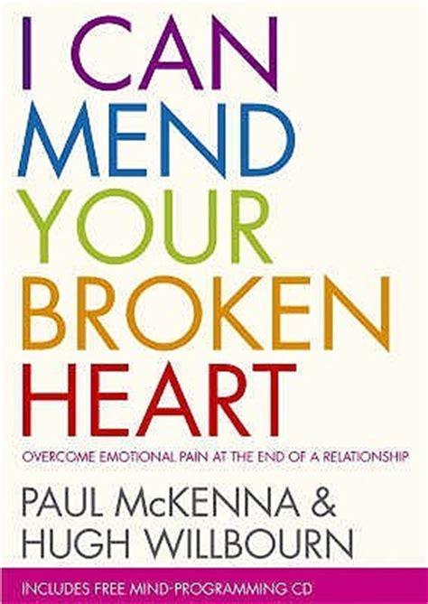 i can mend your broken i can mend your broken by paul mckenna reviews