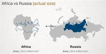 africa map vs usa what s the real size of africa how western states used