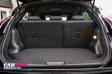 juke nismo trunk nissan juke nismo rs 2015 crossover car review boot trunk