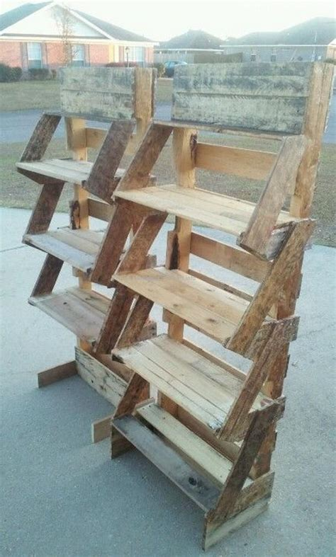 A Shelf Out Of A Pallet by 50 Diy Pallet Ideas Upcycle