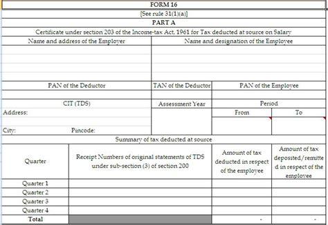 Tax Credit Form Exle Prosrada