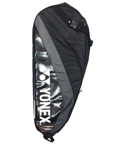 Yonex Sports Bag Sunr Wp10tk Bt6 S yonex sunr 1432 tg bt6 black badminton kit bag buy