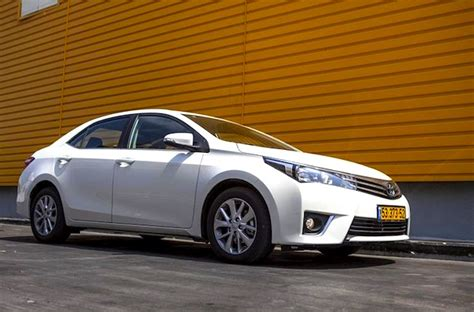 Toyota Israel Best Selling Cars Matt S 187 Israel