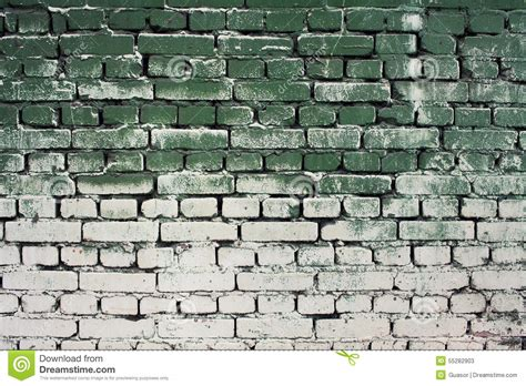 green painted brick wall texture picture free photograph brick old wall texture with gradient paint green white