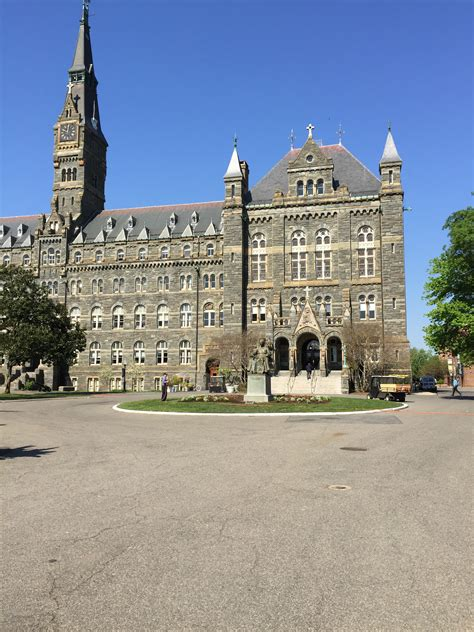 Georgetown Evening Mba by Georgetown Essay Georgetown Mcdonough Mba Essay Tips