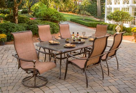 Enjoy Your Outdoor Party With Agio Patio Furniture Agio Patio Table