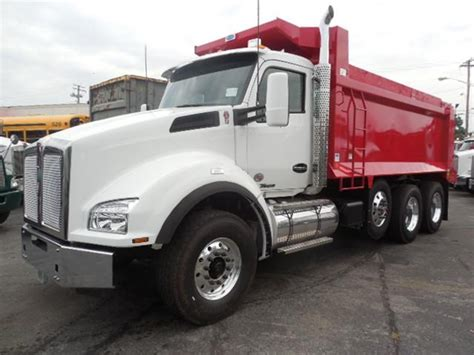 2016 kenworth for sale new 2016 kenworth t880 dump truck for sale 387798