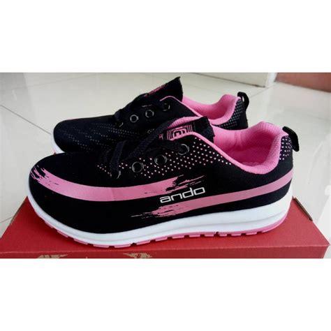 Sepatu Kets Perempuan sepatu sekolah ando sepatu anak perempuan sepatu