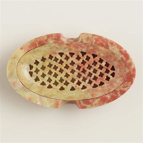 Soapstone Dish soapstone soap dish with lid world market