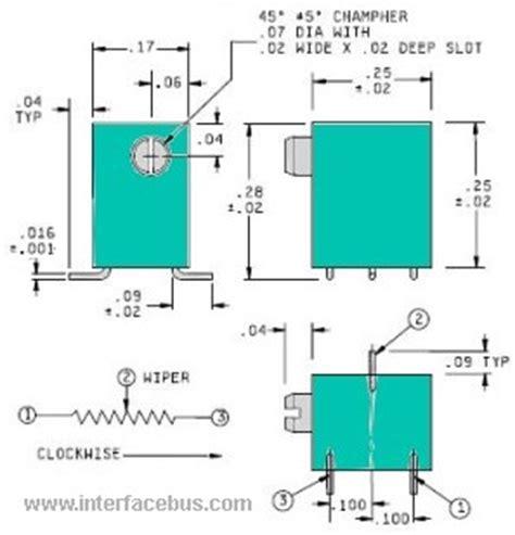 cermet resistor definition trimmer resistor definition 28 images trimpot trimmer potentiometer preset resistor 187