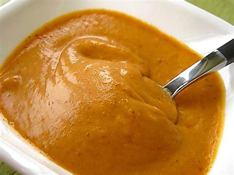 thai spicy peanut sauce recipe dishmaps