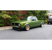 TOP 1000  My VW Rabbit Pickup I Know It's Not Typical