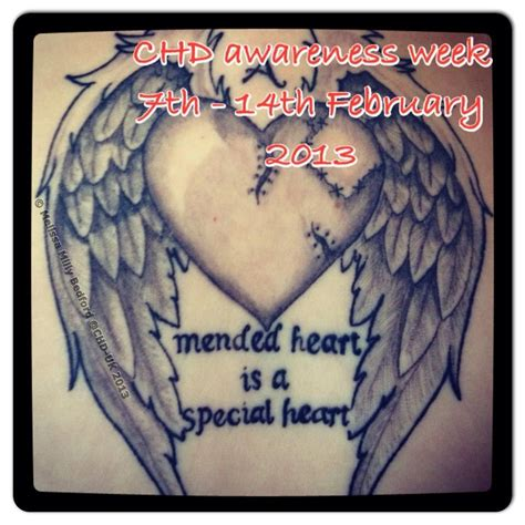 heart disease tattoos disease awareness www imgkid the
