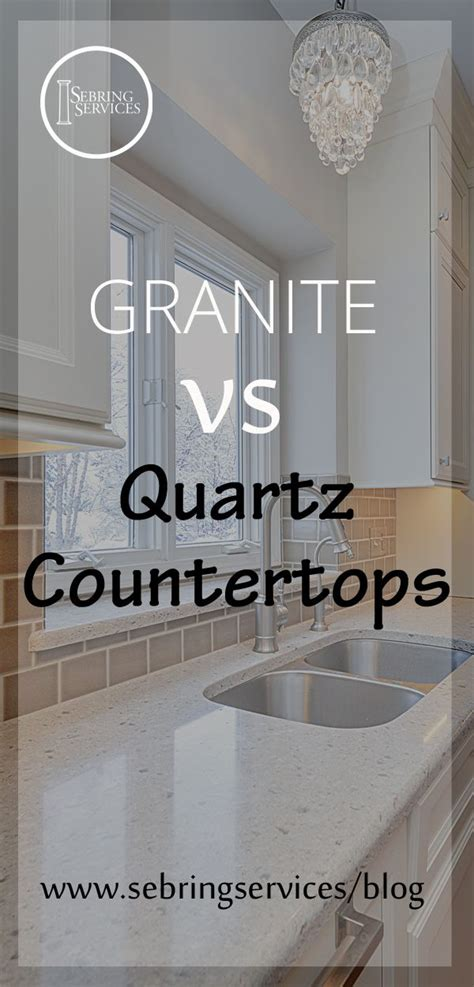 quartz kitchen sinks pros and cons pros and cons of quartz vs granite countertops the