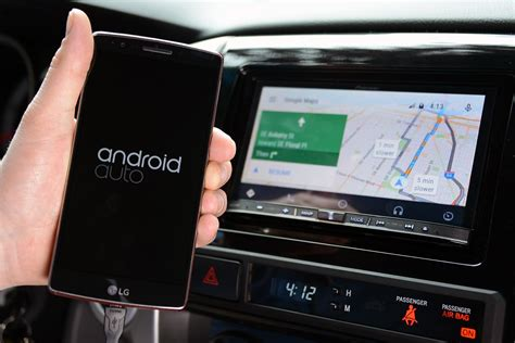 Android Auto by Now You Don T To Buy A Fancy New Car Just To Get