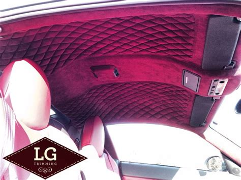 Auto Upholstery Hog Rings by 10 Cool Custom Headliners On Instagram